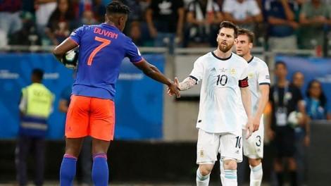 Sức ép quá lớn cho Messi