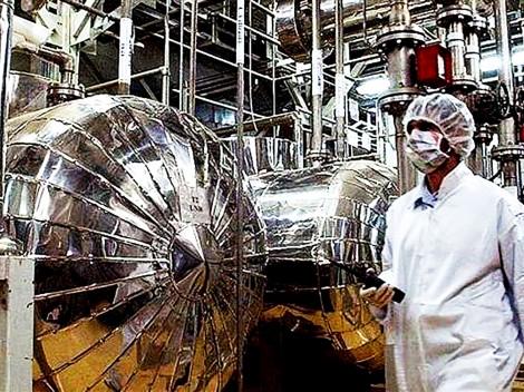 Iran khẳng định lộ trình làm giàu uranium cấp độ cao hơn