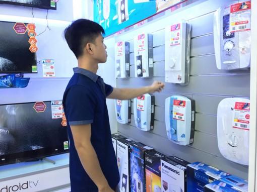 Chọn máy nước nóng phù hợp, an toàn