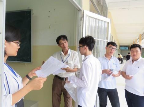 Hôm nay, trên 10.000 thí sinh Cần Thơ  bước vào Kỳ thi THPT Quốc gia 2019