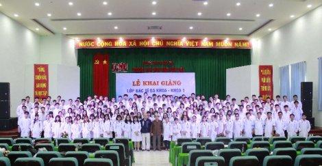 Trường Đại học Nam Cần Thơ tuyển sinh đa dạng khối ngành sức khỏe