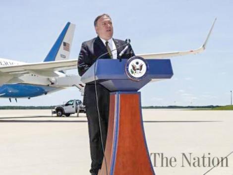 """Mỹ muốn lập """"liên minh toàn cầu"""" chống Iran"""