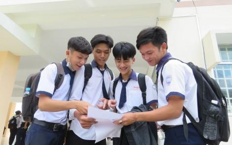 99,3% thí sinh thi môn Ngữ văn Kỳ thi THPT Quốc gia 2019