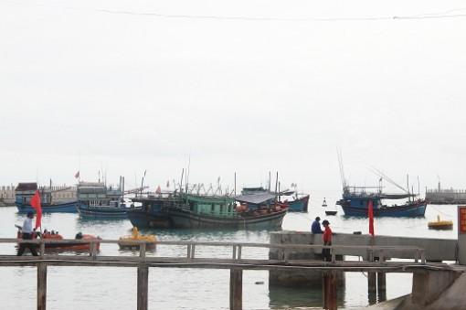Trung tâm dịch vụ hậu cần nghề cá đảo Đá Tây: Điểm tựa của ngư dân ở Trường Sa