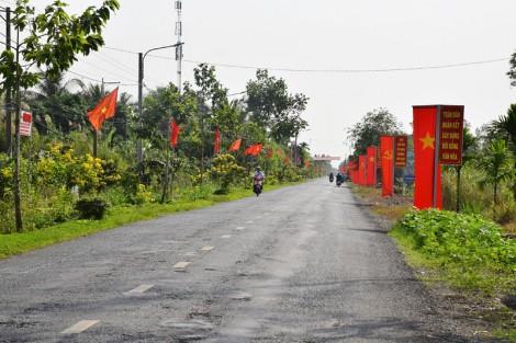 Nỗ lực về đích nông thôn mới
