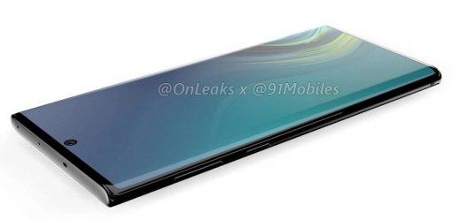Rò rỉ: Galaxy Note 10 có thể không hỗ trợ thẻ nhớ microSD