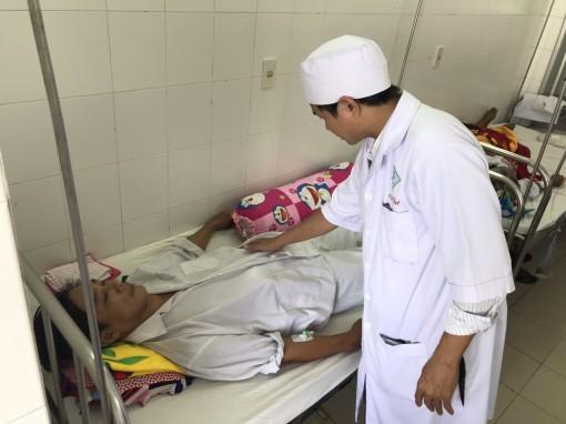 Cứu sống bệnh nhân viêm túi mật hoại tử
