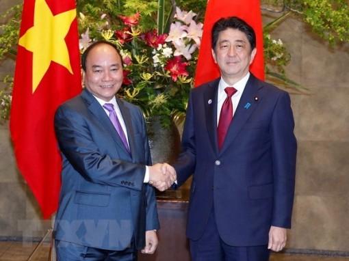 Vietnam values extensive strategic partnership with Japan