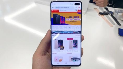 3 Tính năng nổi bật trên Samsung Galaxy S10 Plus