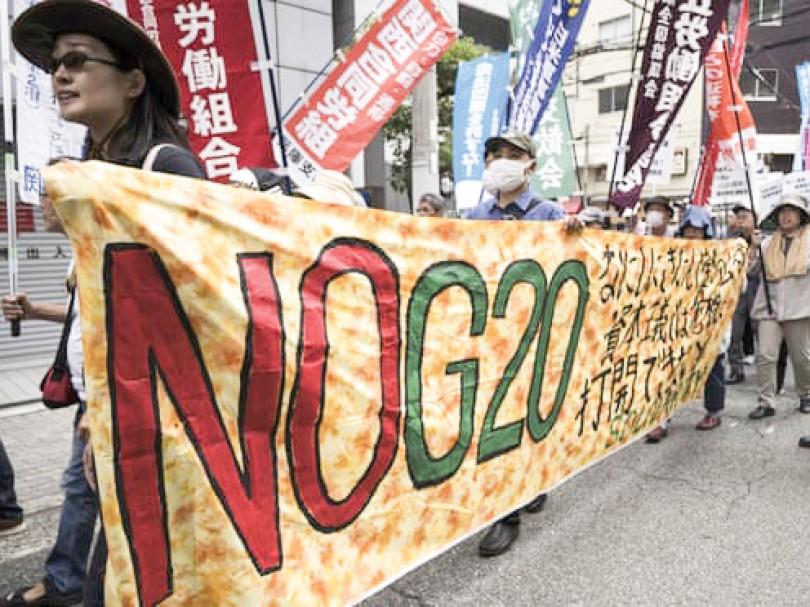 """""""Nóng"""" tại thượng đỉnh G20"""