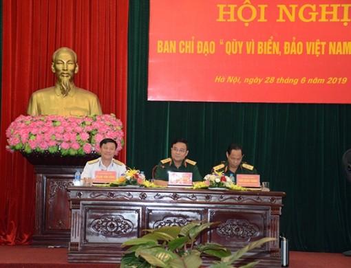 """Ban chỉ đạo """"Quỹ vì biển, đảo Việt Nam"""" tổ chức hội nghị triển khai nhiệm vụ"""