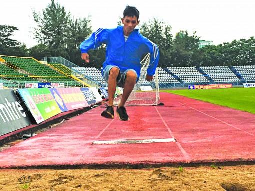 Sẵn sàng cho giải thể thao  người khuyết tật toàn quốc