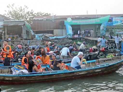 Ngày hội du lịch Văn hóa Chợ nổi Cái Răng 2019: Phong phú, hấp dẫn, nhiều điểm nhấn