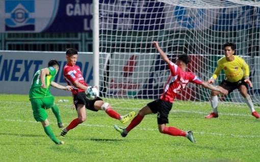 XSKT Cần Thơ thắng trận sân khách đầu tiên mùa giải hạng Nhất 2019