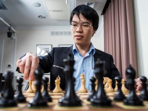Grandmaster Le Quang Liem wins World Open chess tournament