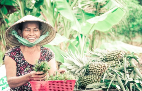 Hiến kế cho nông dân làm du lịch