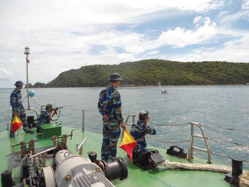 Ban hành quy định hệ thống tổ chức của Cảnh sát biển Việt Nam