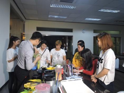 Nhiều hoạt động hỗ trợ nghề nghiệpchohội viên phụ nữ