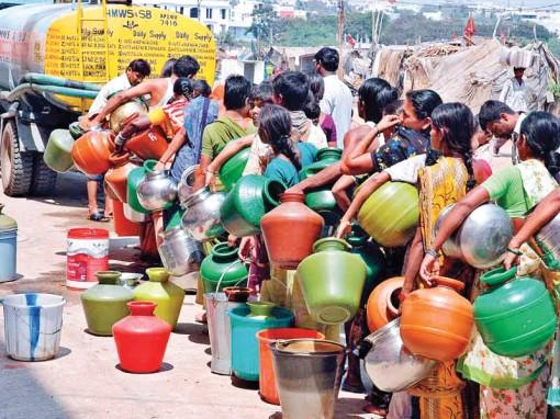 Ấn Độ trước mối nguy từ khủng hoảng nước