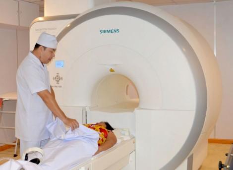 Bệnh viện Đa khoa Trung ương Cần Thơ đưa máy MRI thứ hai vào hoạt động