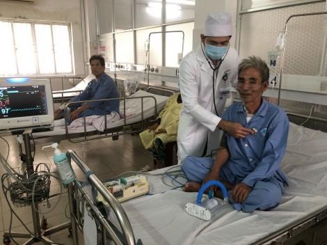 Phẫu thuật cầu nối chủ - vành không sử dụng máy tuần hoàn ngoài cơ thể
