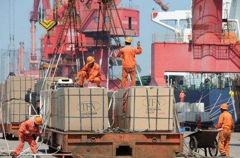 Kinh tế Trung Quốc tăng trưởng thấp nhất trong gần 30 năm