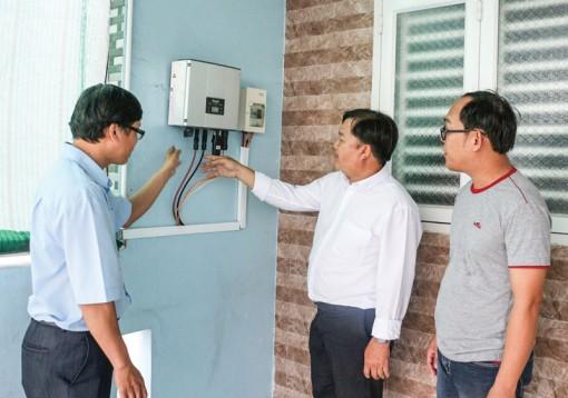 Nguồn năng lượng sạch cho hệ thống điện