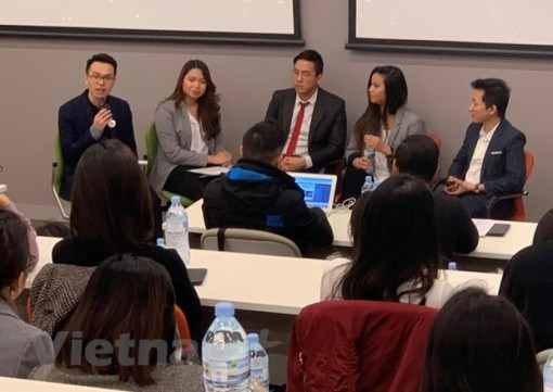 Startup contest launched for Vietnamese students in Australia