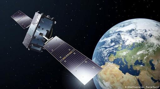 Hệ thống vệ tinh định vị toàn cầu Galileo gặp sự cố