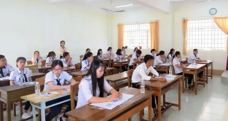 95,51% học sinh Cần Thơ đậu tốt nghiệp THPT
