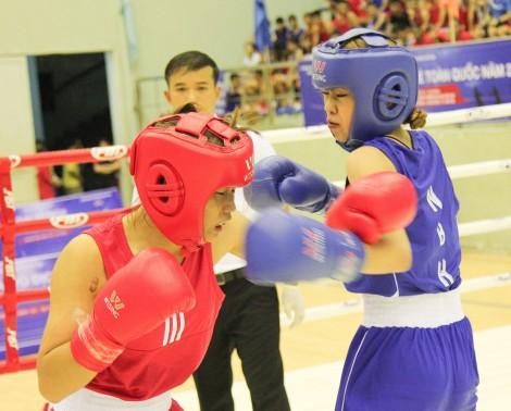 Khai mạc Giải vô địch boxing trẻ toàn quốc 2019