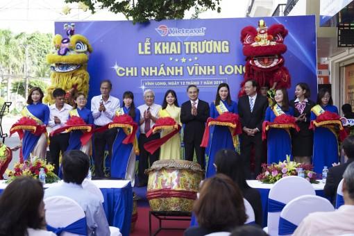 Vietravel Tây Nam Bộ chào mừng thành viên mới: chi nhánh Vĩnh Long, tưng bừng khuyến mại khai trương