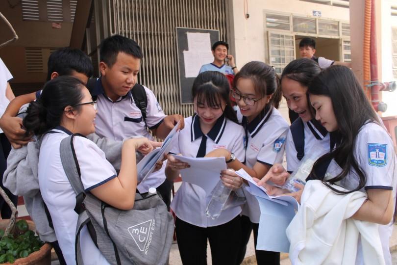 Kỳ thi THPT Quốc gia năm 2019 tại Cần Thơ: Dương Nhật Nam, học sinh Trường THPT Chuyên Lý Tự Trọng đạt  điểm cao nhất: 27,9 điểm