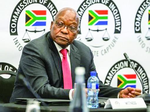 Cựu Tổng thống Nam Phi  bác cáo buộc tham nhũng