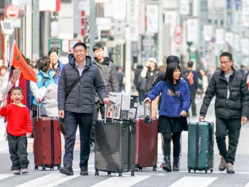 Dân Nhật cởi mở  với người nhập cư