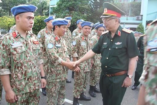 Sự hiện diện mới của quốc phòng, quân sự Việt Nam trên môi trường quốc tế