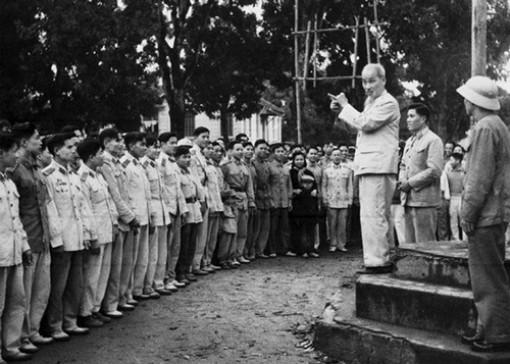Xây dựng phong cách của cán bộ lãnh đạo trong Công an nhân dân hiện nay theo tư tưởng Hồ Chí Minh