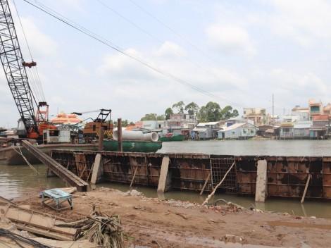 TP Cần Thơ: Có 1 người chết, 2 người  bị thương và thiệt hại kinh tế trên 13,4 tỉ đồng do thiên tai