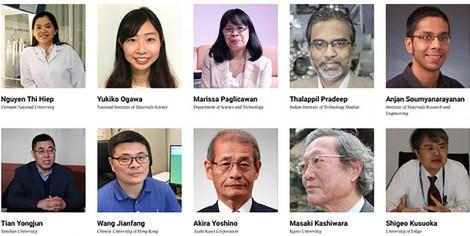 Hai người Việt Nam vào danh sách 100 nhà khoa học hàng đầu châu Á