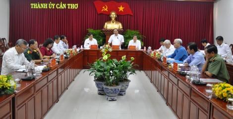 Chuẩn bị chu đáo mọi mặt để tiến hành đại hội chi bộ trực thuộc đảng ủy cơ sở