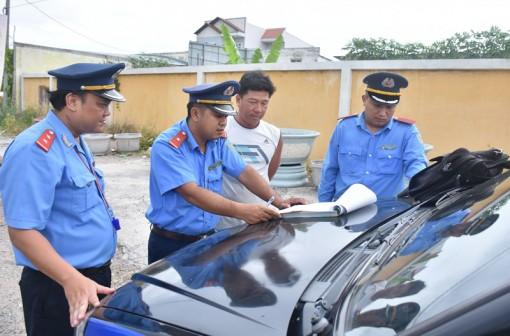 Ra quân cao điểm thanh tra, kiểm tra hoạt động chuyên ngành giao thông vận tải