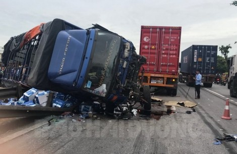 Tai nạn giao thông liên hoàn, ít nhất 6 người thiệt mạng