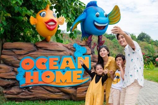 Cùng con khám phá tình yêu đại dương tại Vinpearl
