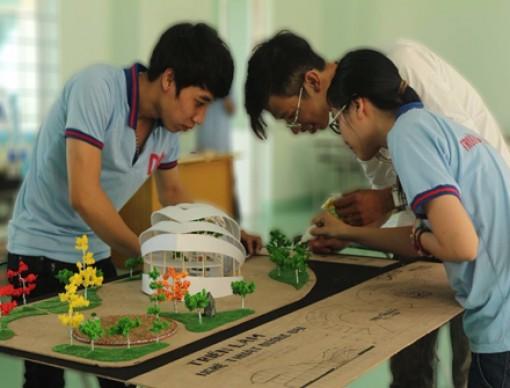 Trường Đại học Nam Cần Thơ tuyển sinh ngành kiến trúc<br> Ngành học định hình xu hướng xây dựng