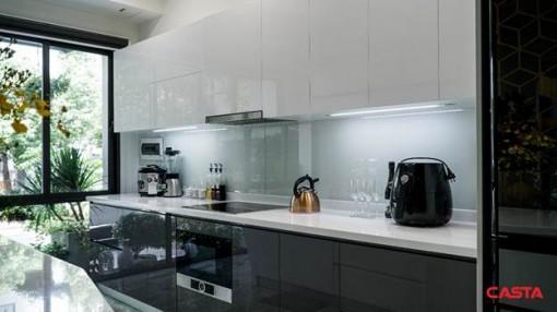 Casta Premium Lacquer sự lựa chọn tinh tế cho tủ bếp nhà bạn