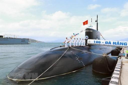 Lữ đoàn Tàu ngầm 189 - lực lượng nòng cốt bảo vệ chủ quyền biển, đảo