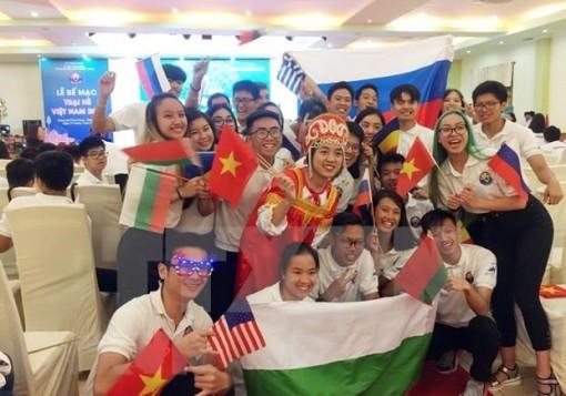 Vietnam Summer Camp 2019 ends in warm atmosphere