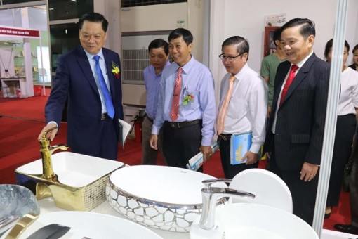 Vietbuild expo comes to Can Tho