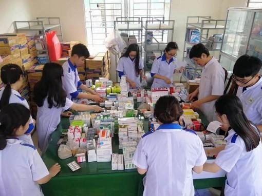 Trường Cao đẳng Y tế Cần Thơ  đẩy mạnh công tác tuyển sinh năm 2019