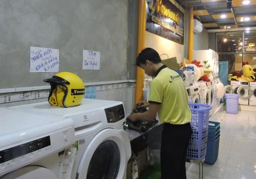 Ý tưởng khởi nghiệp hay với dịch vụ giặt ủi